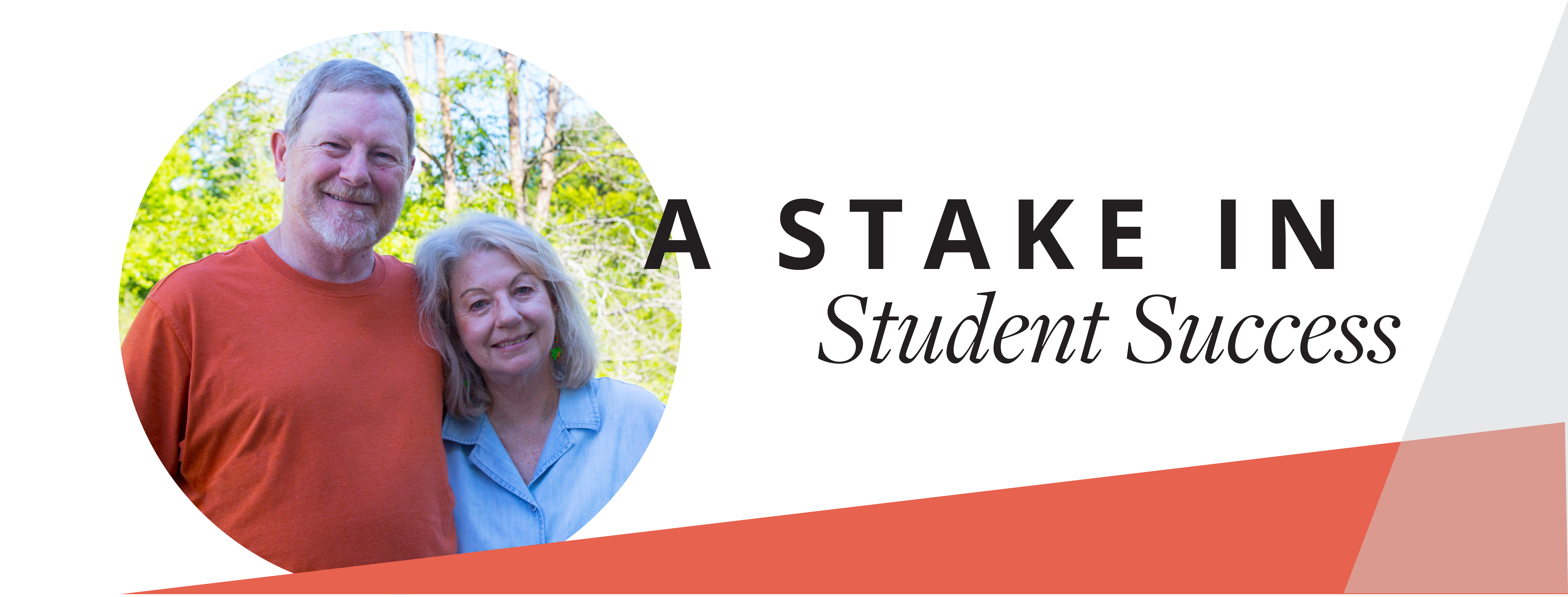 Keith and Connie Harrison share why they are all-in when it comes to supporting Challenge Scholars.