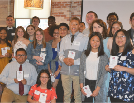 Youth Grant Committee Partners to Benefit Youth