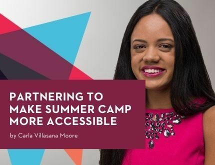 Partnering to Make Summer Camp More Accessible