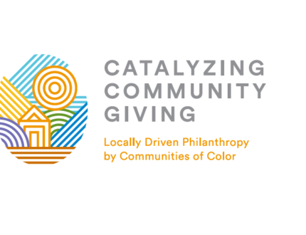 Locally Driven Philanthropy by and for Communities of Color