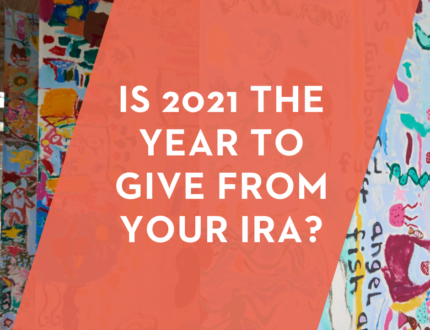 Is 2021 the Year to Give from Your IRA?