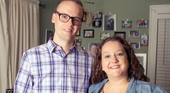 A photo of Scott + Lucy Joswick