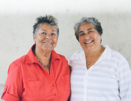 From Our Annual Report: Shelley Padnos and Carol Sarosik