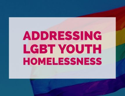 Thumbnail for: Addressing LGBT Youth Homelessness: An Update from Our LGBT Fund