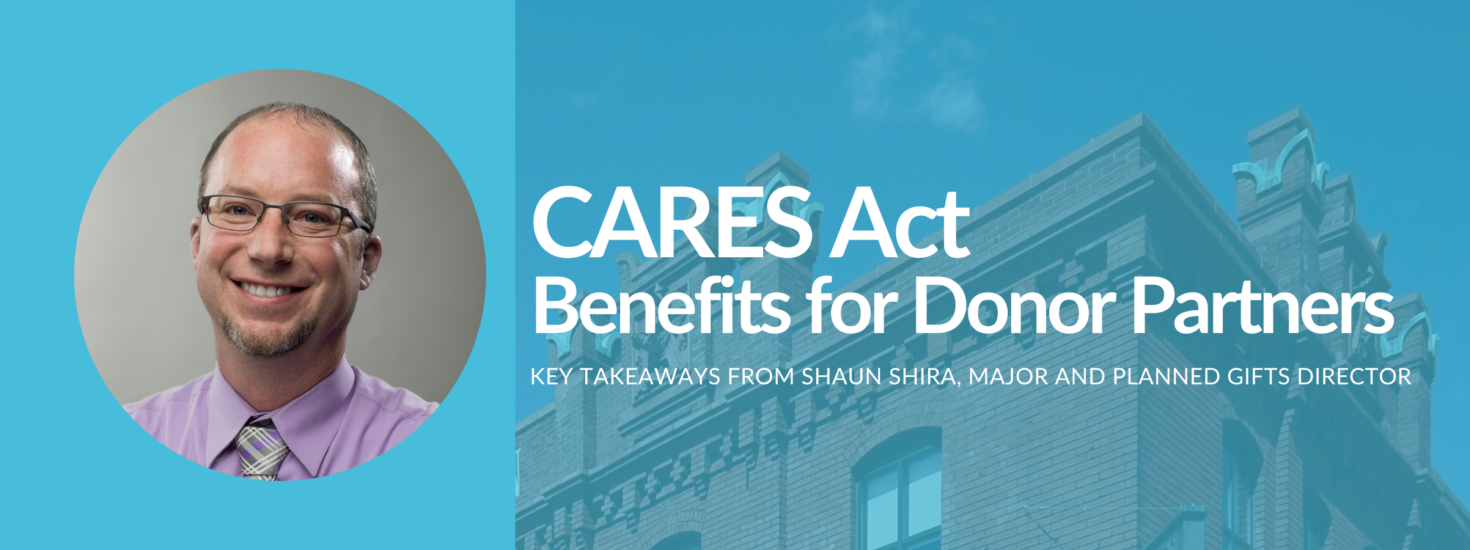Cares Act Benefits For Donor Partners 2