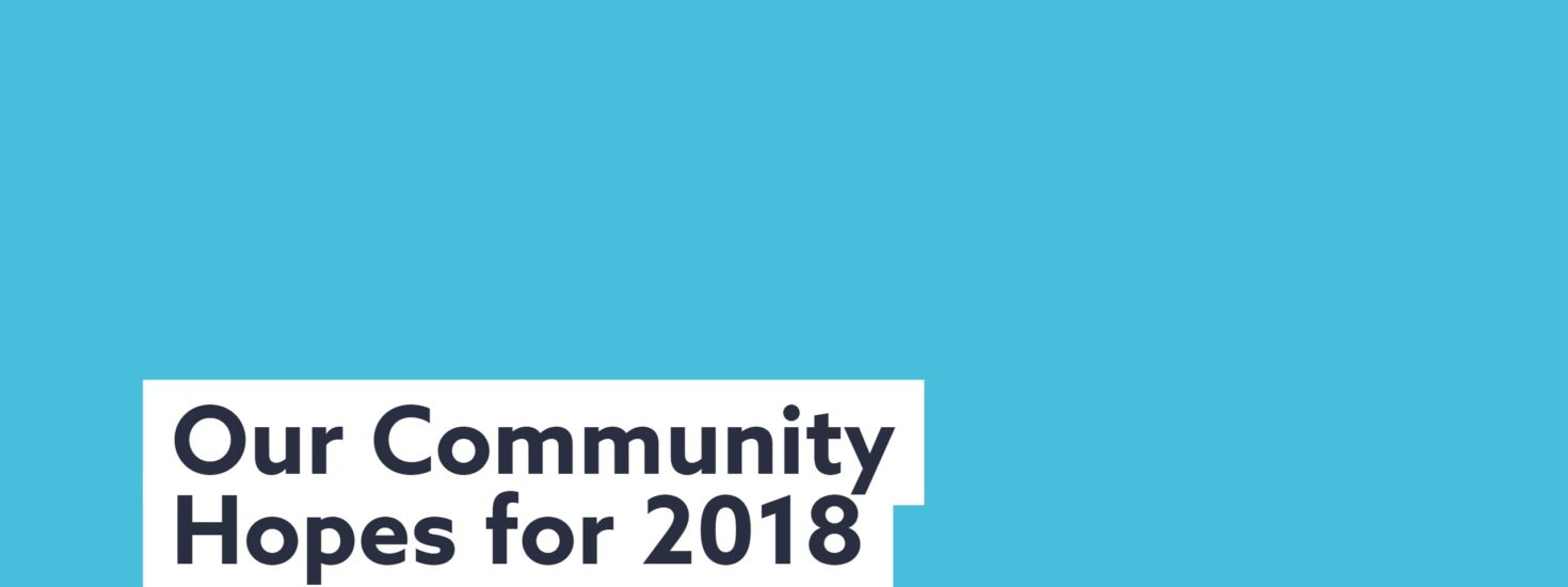 Our Community Hopes Blog Post Image