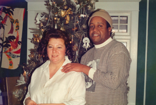 Sandy and Cedric Ward